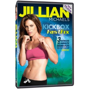 3 Intense 20-Minute Workouts to Cut You Up Quick! Jillian Michaels Kickbox