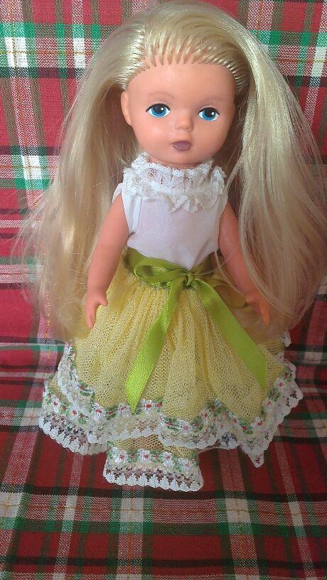 кукла ГДР  23 см редкая