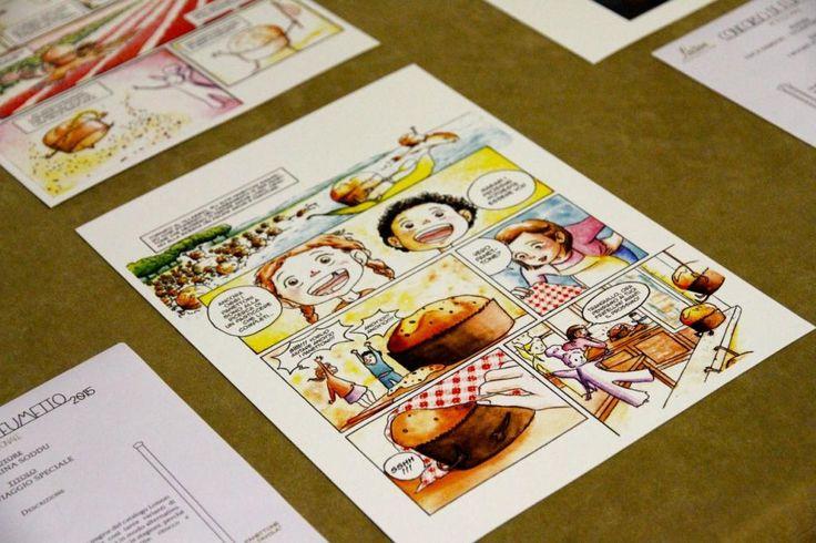 """Contest di Fumetto """"Panettone in Tavola"""" 01-04-2016 Event"""