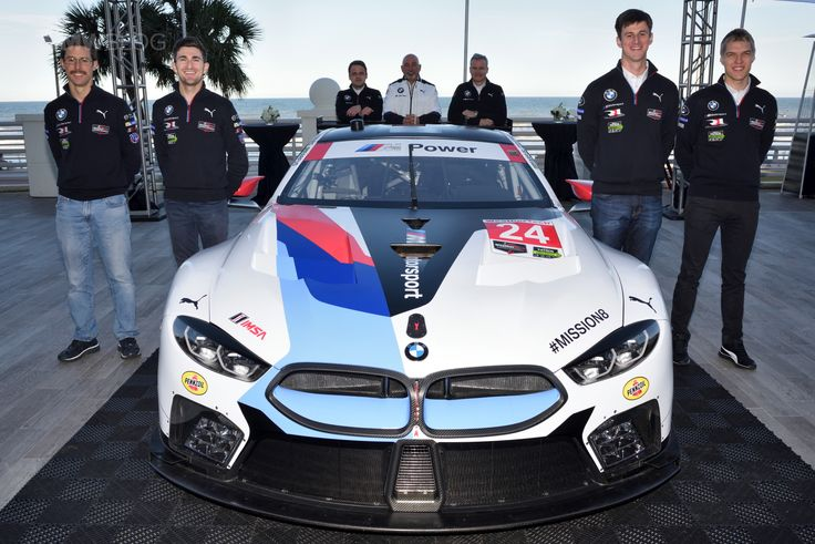 BMW Motorsport Director: M8 GTE Shares Roofline with Production Model