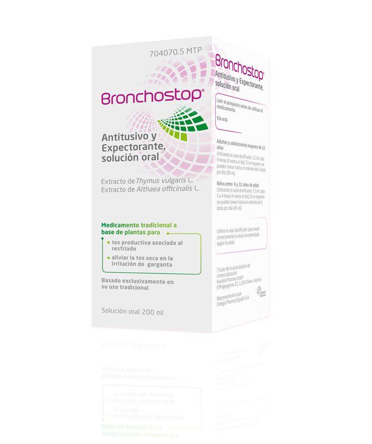 Antitusivo y Expectorante en solución oral, medicamento tradicional a base de plantas para la tos productiva asociada al resfriado