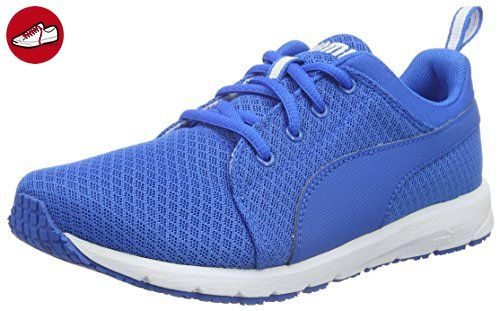 Puma Unisex-Kinder Carson Mesh Low-Top, Blau (Electric Blue Lemonade-Electric Blue Lemonade 02), 39 EU - Puma schuhe (*Partner-Link)
