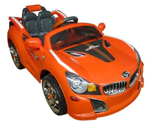 SPORTrax BMW Style Kid's Ride On Car, Battery Powered