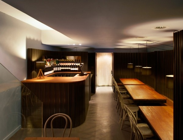 Modern Interior Architecture Thai Restaurant 02