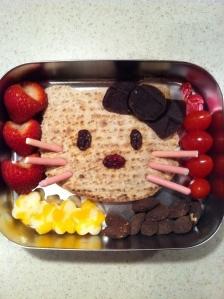 Hello Matzah Kitty