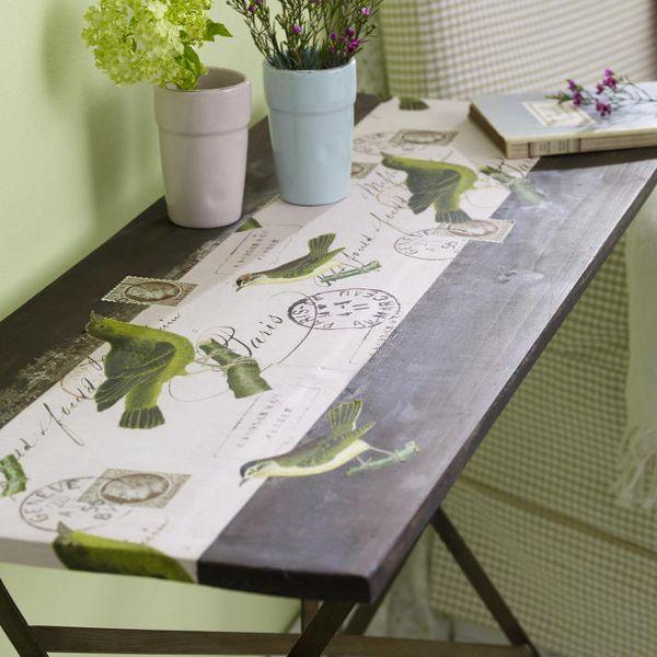 decoupage mesa