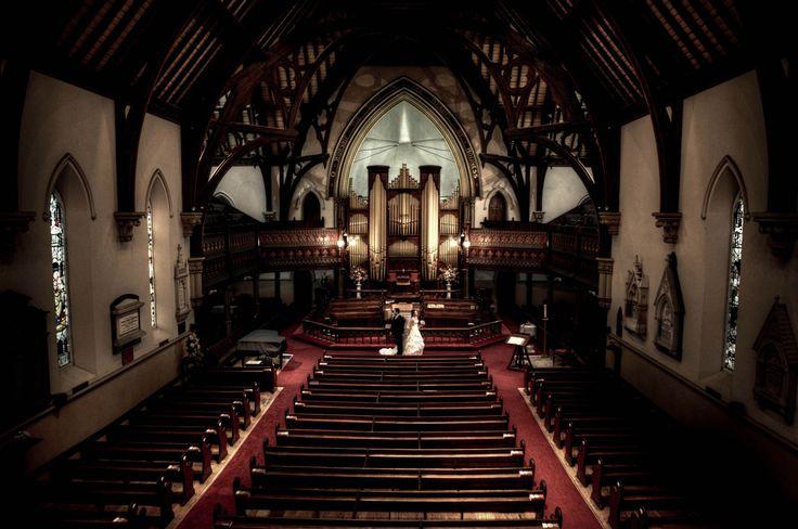 Wesley Uniting Church Jason Wong Photography
