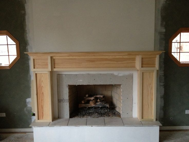 17 Best Images About Step By Step Fireplace Remodel On