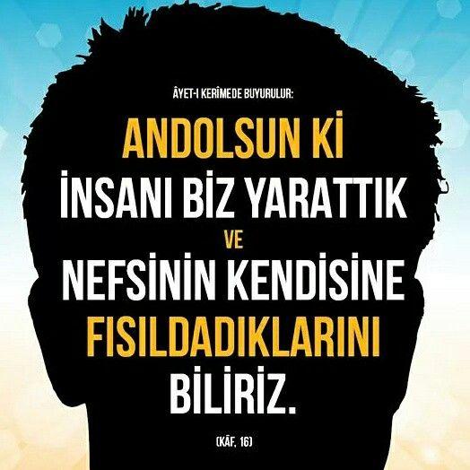Nefis..   #insan #yaratılış #ayet #nefs #nefis #islam #ayetler #kafsuresi #türkiye #ilmisuffa