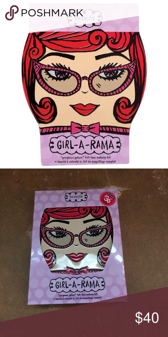 New Benefit Girl-a-Rama kit Brand new! $77 value kit Benefit Makeup