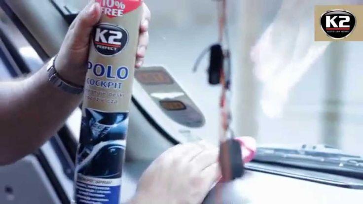 Jak brytyjscy kierowcy dbają o wnętrze auta?Wiele miejsc, różni kierowcy, te same potrzeby. K2 dookoła świata. Prezentujemy jak kierowcy w różnych miejscach świata używają produktów K2.  Więcej o produkcie: http://k2.com.pl/component/ssproducts/product/2430-k2-polo-cockpit-lemon-750-ml