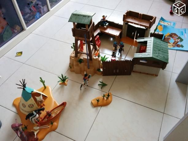 Playmobil Fort Western