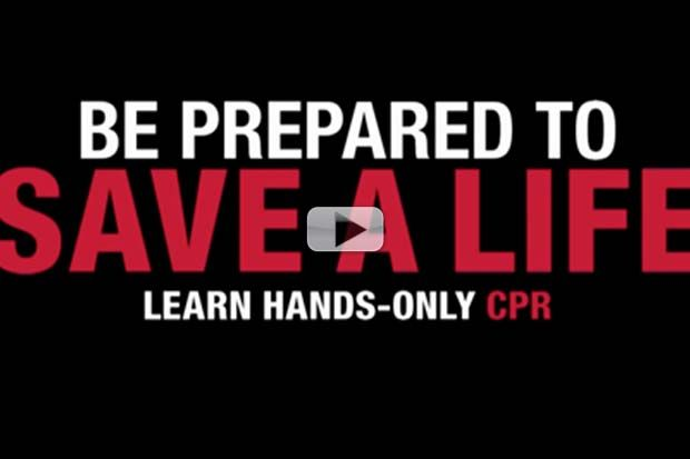 Hands-On CPR Keeps 'em 'Stayin' Alive' | Video