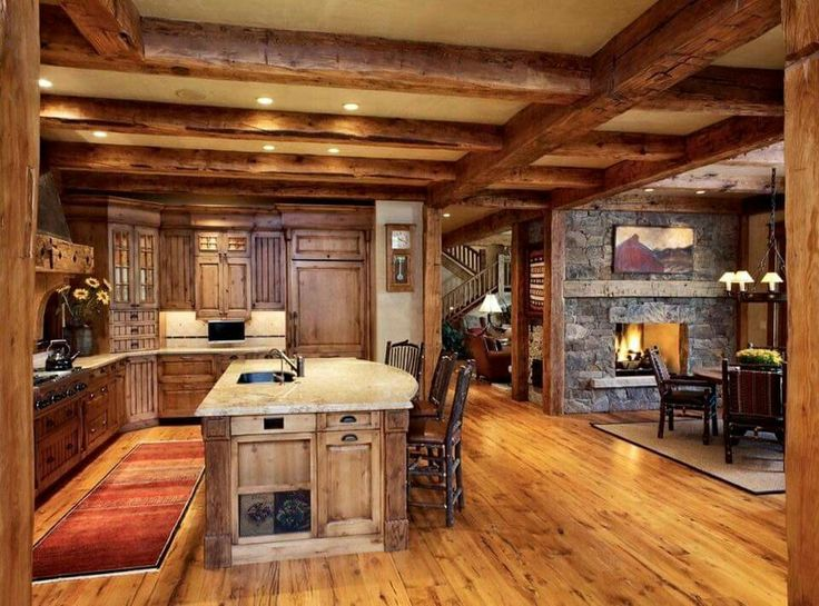Loving This Beautiful Kitchen From Country Western