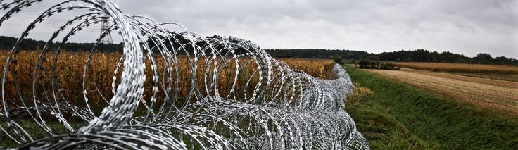 Razor Wire, Soldiers, and Mud: Hungary Is Sealing Itself off Europe's Migrant Route