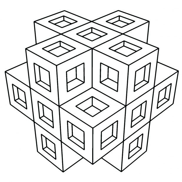 Geometric Coloring Pages Pleasing Best 25 Geometric Coloring Pages Ideas On Pinterest  Adult Design Inspiration