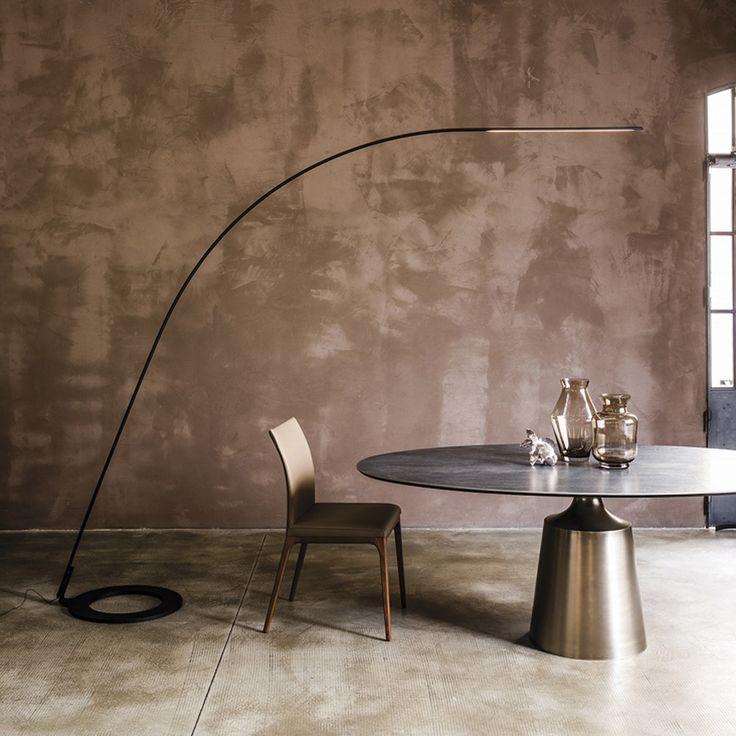 Cattelan Italia Lampo Floor Table Lamp