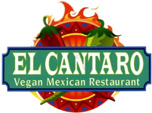 El-Cantaro VEGAN Mexican restaurant w/great reviews in Monterey (791 Foam street)