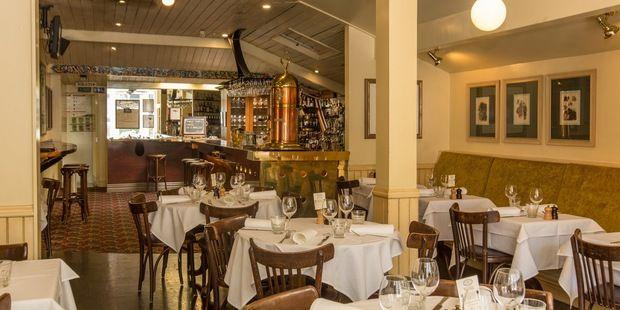 The award winning Boulcott Street Bistro restaurant is the tenant in Plimmer House.