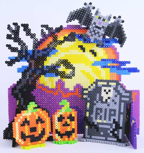 It is a graphic of Luscious Free Perler Bead Patterns