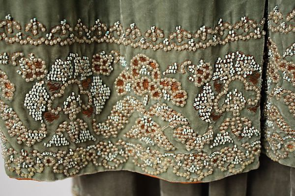 Afternoon dress (image 3 - detail) | Callot Soeurs | French | 1920-22 | no medium available | Metropolitan Museum of Art | Accession Number: C.I.67.64.1a–c