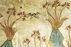 palace of knossos birds - Google Search