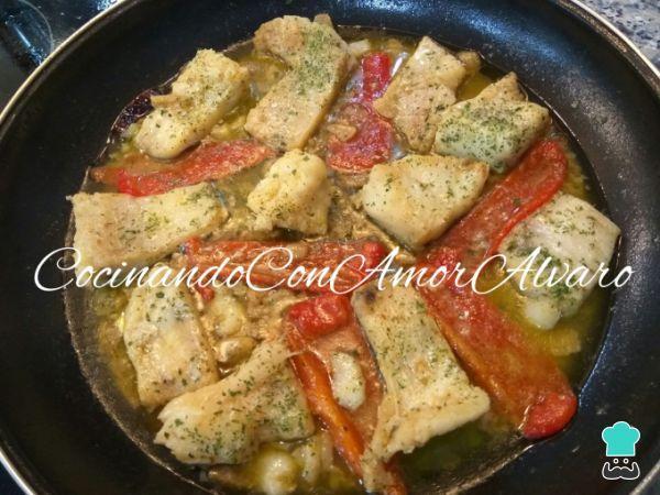 Aprende a preparar ventresca de bacalao al pilpil con esta rica y fácil receta. En esta ocasión comparto una receta de bacalao en salsa, un plato lleno de sabor y...