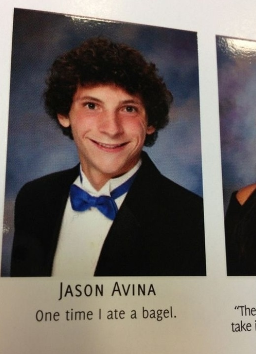 Best Senior Quote Images On Pinterest Colors Best Yearbook - The 28 funniest yearbook quotes of all time