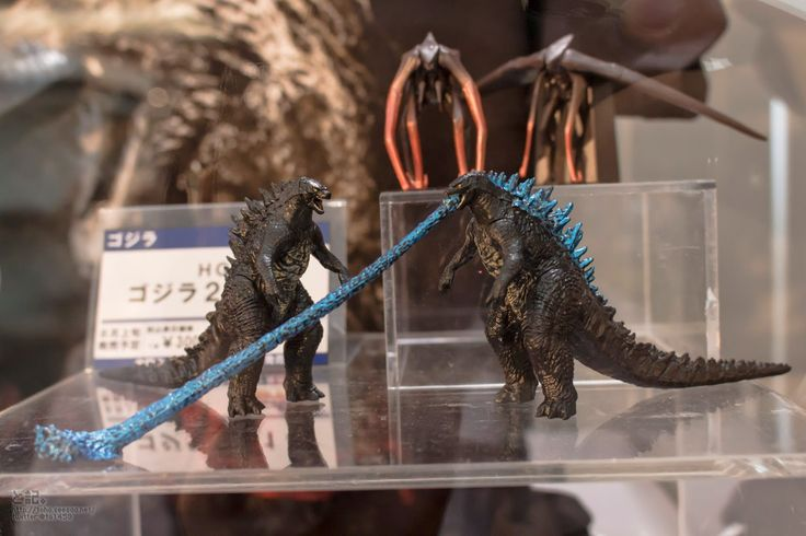 Image result for godzilla gashapon