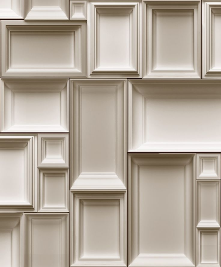 This amazing wallpaper looks 3D! From the 'Just like it' range by Aspiring Walls. Available through Guthrie Bowron stores.