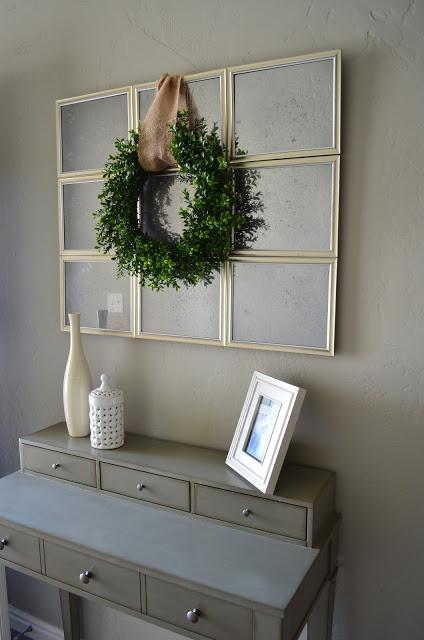 DIY mirror!