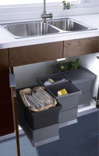 Kitchen Sink Pull Out Drawer 199 best kitchen - under the sink images on pinterest | organized