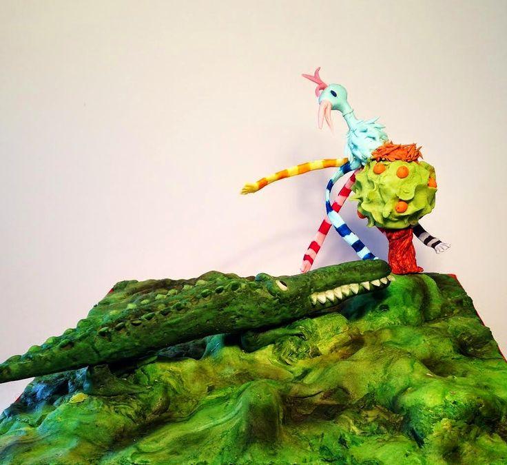 The Enormous Crocodile The Crocodile and Roly Poly Bird - Breda O'Brien