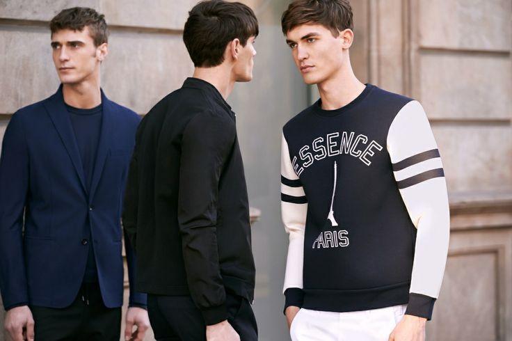 Zara February Spring/Summer 2014 Man Lookbook | SAMUEL JING