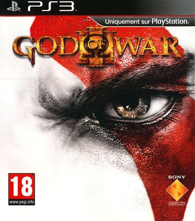 God of War III Playstation 3