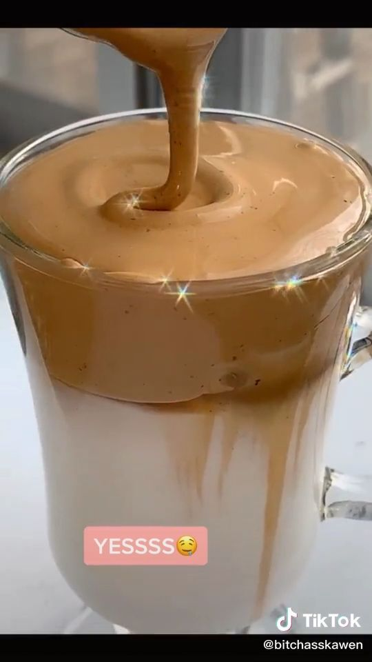 The Tik Tok Coffee Drink That Everyone Is Trying ...