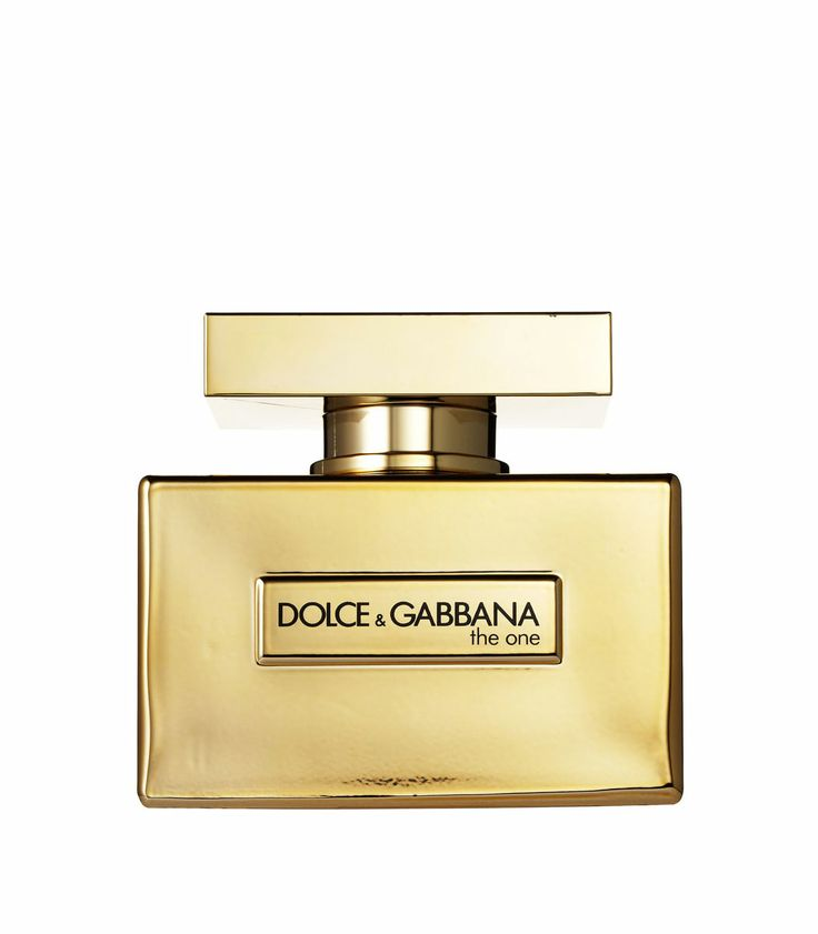 Dolce Amp Gabbana The One For Women Limited Edition Gold