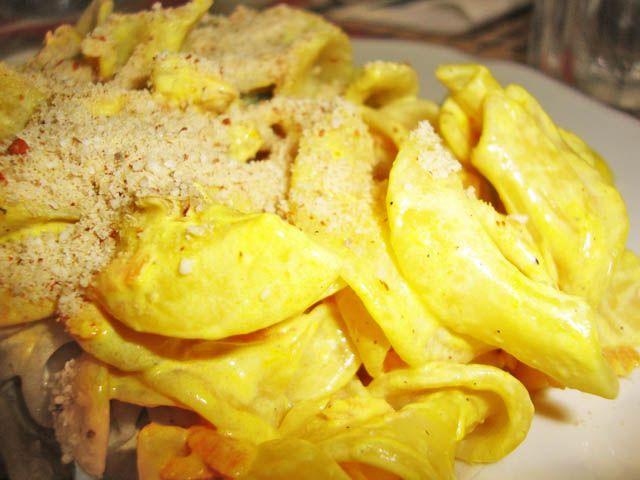 Pasta zucchine panna e zafferano – Vegan blog – Ricette Vegan – Vegane – Cruelty Free