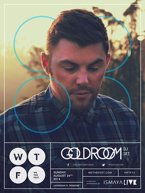 We The Fest presents GOLDROOM