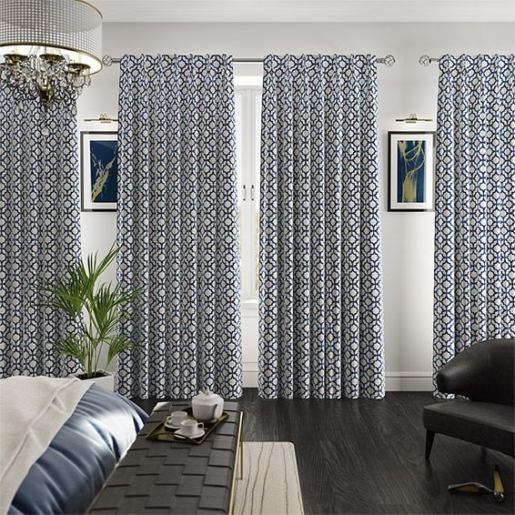 The 25+ Best Navy Blue Curtains Ideas On Pinterest | Navy And White Curtains,  Blue Striped Curtains And Navy Blue Shower Curtain Part 95