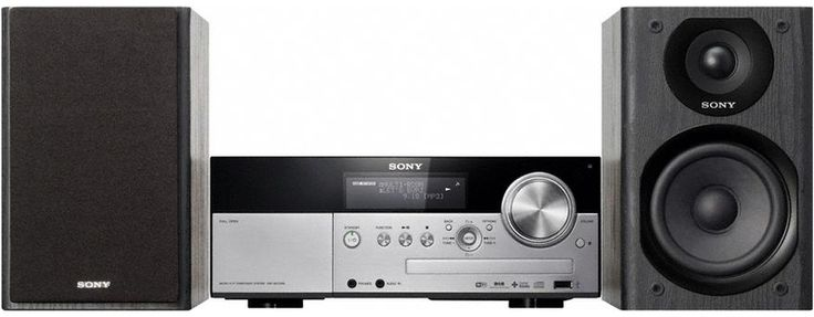 Sony CMTMX750NI Micro HiFi System