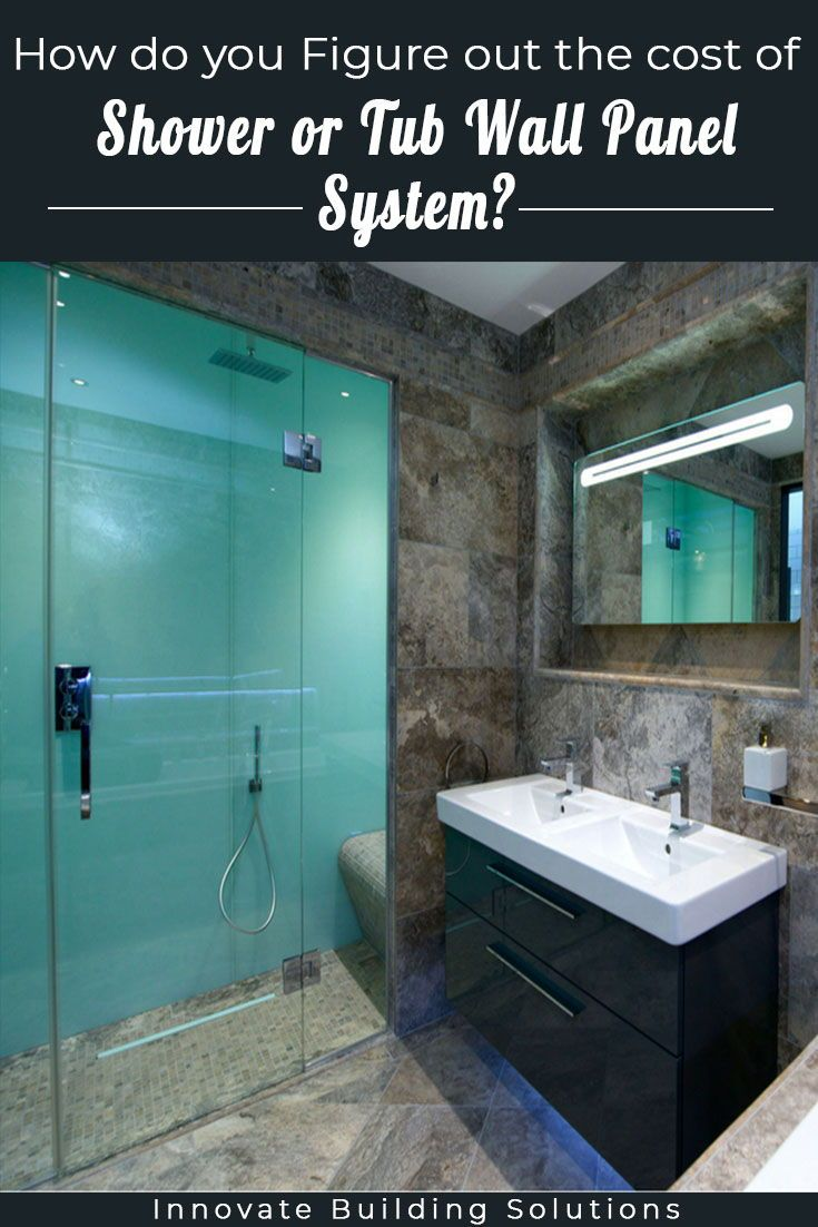 How Much Will My Shower Wall Panel Project Cost Acrylic Shower Walls Bathroom Wall Panels Bathroom Shower Panels