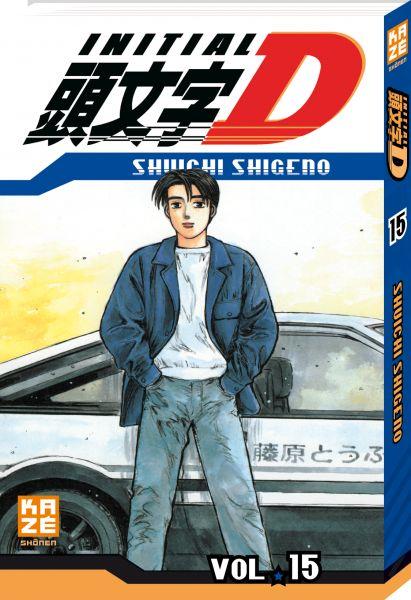 Le passé de Bunta sur les circuits refait surface avec l'arrivée en ville du jeune street racer Kai Kagoshiwa… Il y a plus de 15 ans, le père de ce dernier et celui de Takumi étaient de féroces concurrents qui se livraient des battles acharnés ! La rivalité entre Fujiwara et Kagoshiwa est-elle vouée à se répéter avec la nouvelle génération de street racers ? Les relations entre Natsuki et Takumi vont-elles changer, maintenant que la vérité sur les activités de la jeune fille a éclaté ?