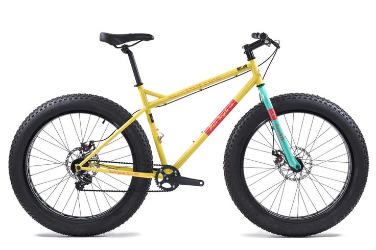 Off Road Bikes : Fat Bikes & CycloCross Bikes | State Bicycle Co.