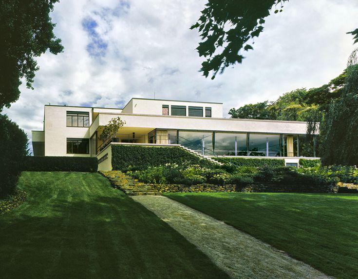 Ludwig Mies van der Rohe, Libor Teplý · Villa Tugendhat · Divisare