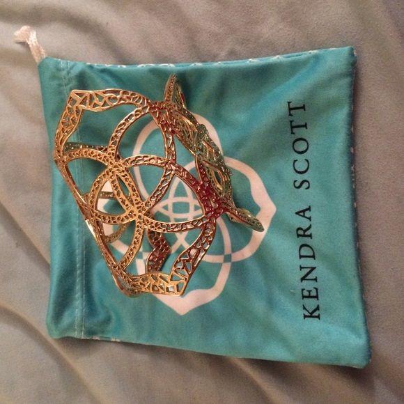 Kendra Scott Bracelet Brand New! Worn 1 time! Kendra Scott Jewelry Bracelets