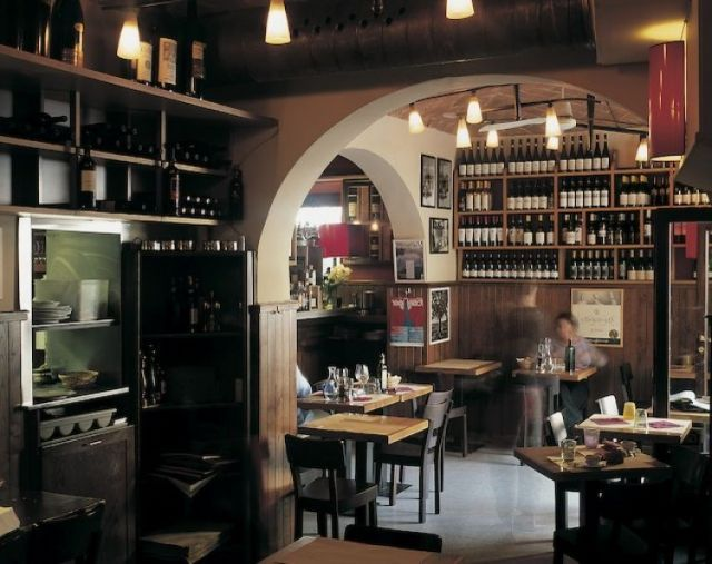 fuori porta (wine bar) - Florence (near the Piazzale Michelangiolo)