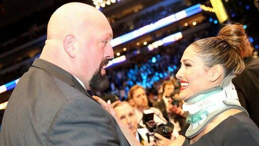 Nikki Bella & Big Show