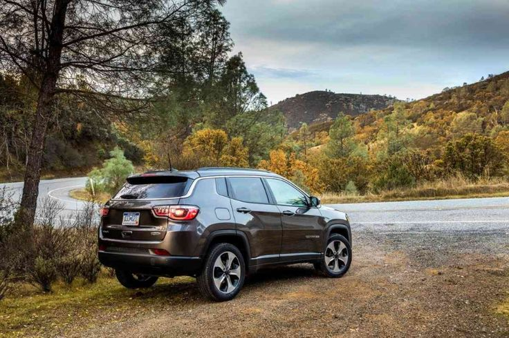 If you currently own a Jeep Compass then you are probably