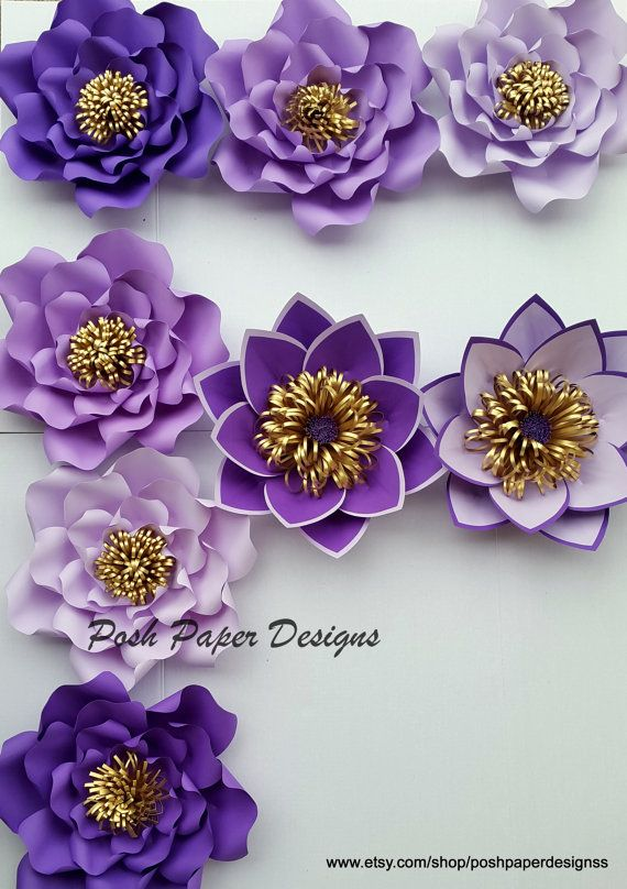 886 best images about paper flowers on pinterest